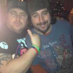 Me and the main man Tony Marrese